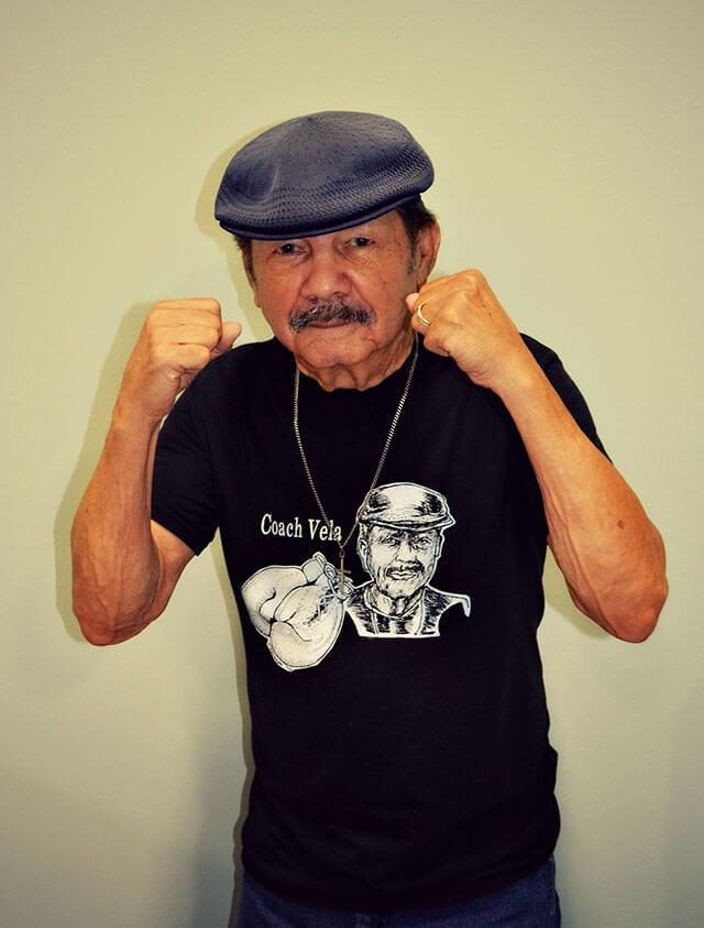boxing coach vela joe certified